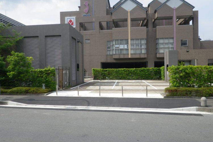 パセオ・ダイゴロー西館 北側駐車場改修工事